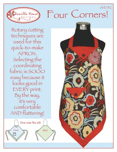 Four Corners Apron Cover