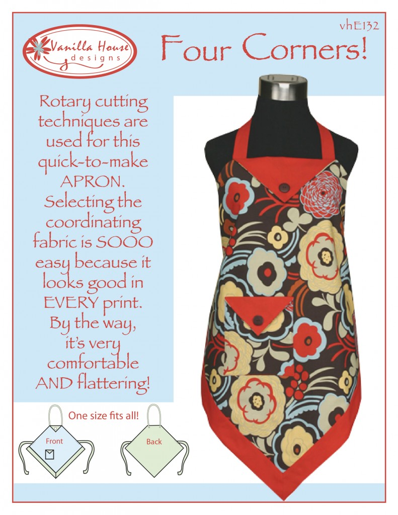 Easy Apron Pattern Cool Decorating Design