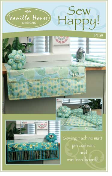 pincushion patterns | Vanilla House Designs